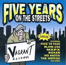 Five Years on the Streets, Various Artists, New
