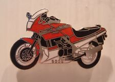 VERY UNUSUAL KAWASAKI GPz 500S GPz500s PIN BADGE RED 14 V LTD STOCK