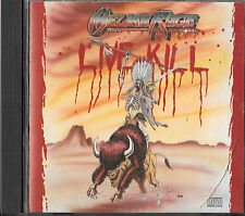 Meliah Rage Live Kill CD 1989 CBS Records/EK 45370/metallica Megadeth