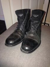 G STAR RAW BOOTS SIZE 9