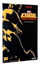 Luke Cage 2016 SDCC Exclusive Promotional Litho Poster by Quesada 13x20 Inches
