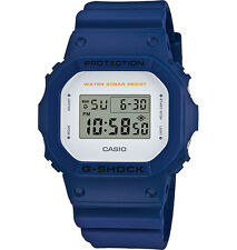 Casio G-Shock Classic Blue Limited Edition Digital Men's Watch DW5600M-2
