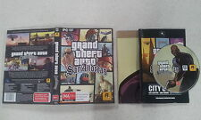 Grand Theft Auto San Andreas PC Game( Dont Need Code)