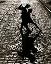 """The Last Tango Dance photography poster 24x36"""" Couple Dancing on the street"""