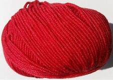 SUBLIME BABY CASHMERE MERINO SILK DK: 192 - TEDDY RED Knitting Wool Yarn