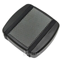 Knurled Edge Cut Small Brake Pedal Pad For Harley Davidson FXST Softail XG FXD