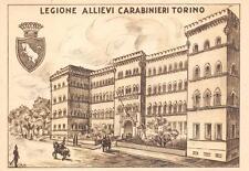 C3657) TORINO LEGIONE ALLIEVI CARABINIERI.