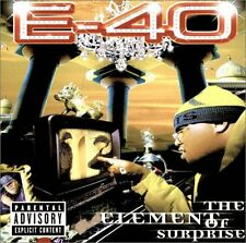 E-40 - Element of Surprise [New CD] Explicit