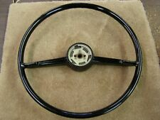 NOS OEM Ford 1954 Steering Wheel Fairlane Victoria 1952 1953 - Verify Style