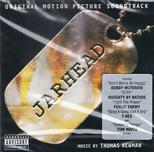 JARHEAD - Soundtrack - CD NEU OST T-Rex Tom Waits Bobby McFerrin
