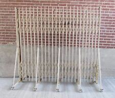 """""""Superior"""" Expandable Security Gate - Portable - Heavy Duty - Industrial - 12'"""