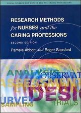 Abbott, Pamela Research Methods For Nurses And The Caring Professions 2/E (Socia