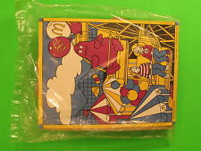1984 McDonalds - Grimace large-piece tabletop puzzle *MIP*
