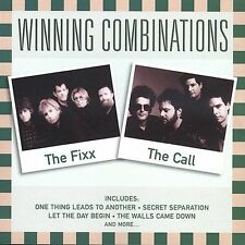 Winning Combinations by The Fixx (CD, Jan-2003, Universal Special Products) NEW