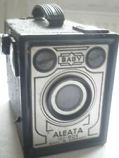 BABY ALEATA 120 BOX PHOTO CAMERA VINTAGE PHOTOGRAPHY GERMANY Vredeborch