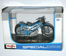 Maisto - SPEEDWAY MOTORCYCLE Model Scale 1:18