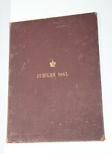 Jubilee 1887 Queen Victoria Illustrated London News Lady's Pictorial The Graphic