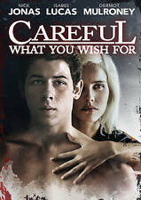 Careful What You Wish For (DVD, 2016) USED VERY GOOD