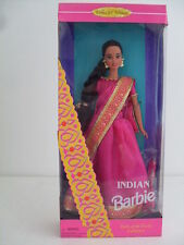 barbie indian dolls of the world collector collection muneca dol 1995 dotw 14451