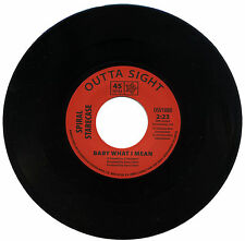 "SPIRAL STAIRCASE  ""BABY WHAT I MEAN""    KILLER VERSION   NORTHERN SOUL   LISTEN!"