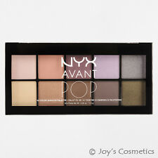 "1 NYX Avant Pop! Eye Shadow Palette ""APSP 03 - Nouveau Chic""  *Joy's cosmetics*"