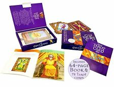 The Tarot Cards Deck Set Collection Gift Pack with Psychic Reading Instruction