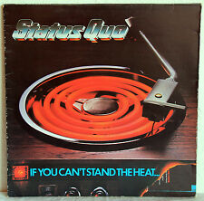 """12"""" Vinyl STATUS QUO - If You Can´t Stand The Heat"""