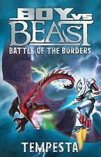 AS NEW Boy vs Beast Battle of the Borders Tempesta by Mac Park FREE POST