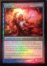 Venser, Forgeur Savant PREMIUM / FOIL VF - French Shaper Savant - Magic Mtg NM