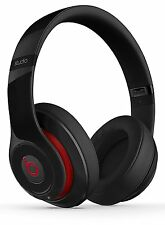 Beats by Dr. Dre Studio 2.0 Over-Ear Headphones with Microphone (Black) B+