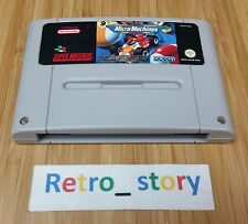 Super Nintendo SNES Micro Machines PAL