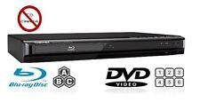Toshiba MULTI REGION BDX1100 Blu-ray Player All regions free A B & C DVD 1-8 box
