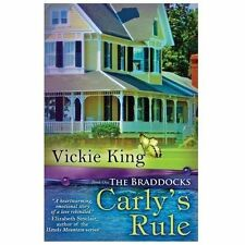 Carly's Rule by Vickie L. King (2013, Paperback)