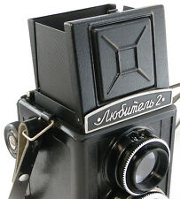 *VIrtually NEW* 1960's! LOMO LUBITEL-2 Russian TLR Medium Format 6x6 GOMZ Camera
