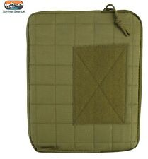 "KOMBAT Tactical 10"" Tablet/iPad caso molle COYOTE Militare di sicurezza"