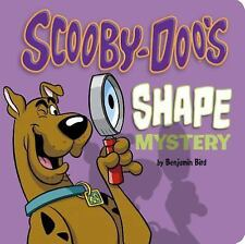 Scooby-Doo's Shape Mystery (Scooby-Doo! Little Mysteries)-ExLibrary