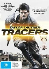 Tracers (Dvd) Action, Crime, Drama Taylor Lautner Movie