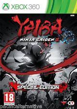 jeu YAIBA NINJA GAIDEN Z SPECIAL EDITION xbox 360 en francais juego NEUF / NEW
