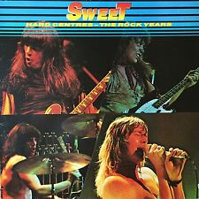 SWEET Hard Centres - The Rock Years 1987 (Vinyl LP)