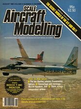 Lockheed U-2 and BLACKBIRD SR-71 ... Scale Aircraft Modelling August 1983 (5.11)
