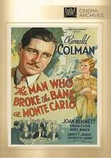 The Man Who Broke the Bank at Monte Carlo (DVD, 2015)