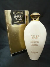 L'HEURE GUERLAIN PARIS Perfumed Body Lotion. 200 ml  6.8 oz. 200 g. New in Box!