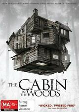 CABIN IN THE WOODS : NEW DVD