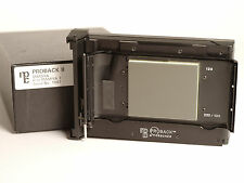 Polaroid Film Back Holder by NPC Forscher - Proback II for Mamiya 6 and Mamiya 7