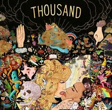 THOUSAND Thousand 2015 French 12-track vinyl LP NEW/SEALED