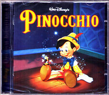 PINOCCHIO 1940 Walt Disney OST Soundtrack CD Leigh Harline Paul J. Smith Oscar