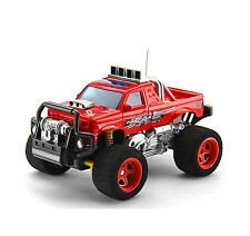 Electric Mini Monster Radio Remote Control RC Truck Buggy Jeep Off Road Pickup