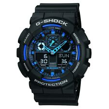 Casio GA-100-1A2ER Mens G-Shock Watch