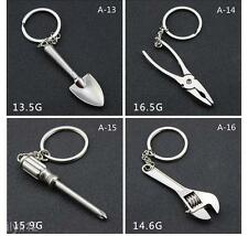 Charm Creative Small Tool Wrench Spanner Key Chain Ring Keyring Metal Keychain