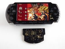 Authentic One Piece Limited Console PSP 3000 Piano Black Play All UMD Game